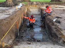Archeologen ontdekken kostbare bezittingen op plek oud herenhuis in Enter: 'Die mensen waren zeker gefortuneerd'
