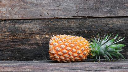Zo weet je of je ananas rijp is nog vóór je hem koopt