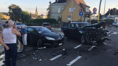 Vijf gewonden door roodrijder op kruispunt Prinsenbos: boete en maand rijverbod