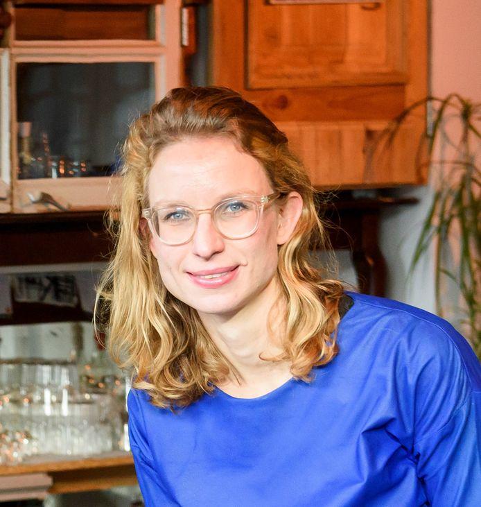 Astrid Cats, directeur van het TAC.