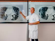 Longspecialist: Onderzoek naar effect ok-beademing op coronalongen relevant