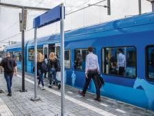 Verbreding voor perron 15 en 16 op station Zwolle om overvol perron tegen te gaan
