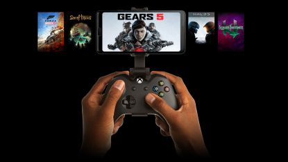 Xbox start testen van gamestreamingservice op iPhone