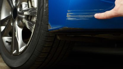Repareert onze auto zich straks zelf na schade?
