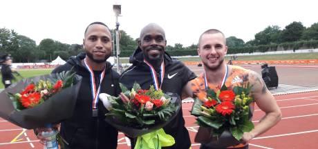 Martina snelt naar Nederlandse titel 100 meter; Van Gool uit Rijen verrast met derde plek