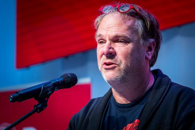 Hans Spekman, directeur van het Jeugd Educatie Fonds. Beeld ANP