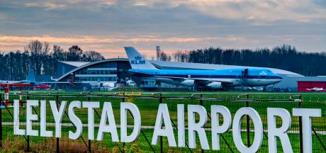Verbijstering over mogelijke komst nieuwe maatschappijen op Lelystad Airport