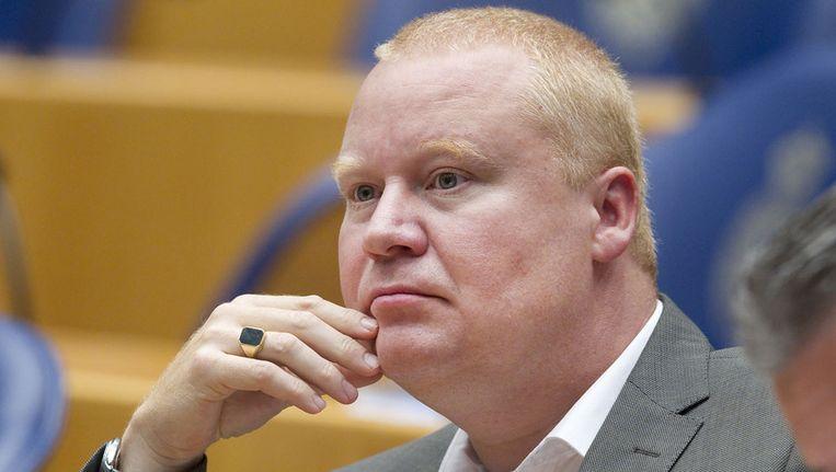 PVV-Kamerlid Roland van Vliet Beeld ANP