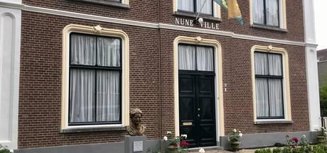 Officiële opening historisch huis 'Salon Nune Ville' in Nuenen