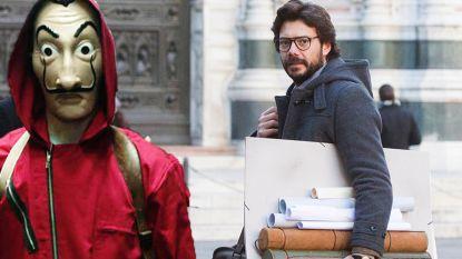 Opnames nieuw seizoen 'La Casa de Papel' begonnen: deze setfoto's geven al heel wat informatie prijs