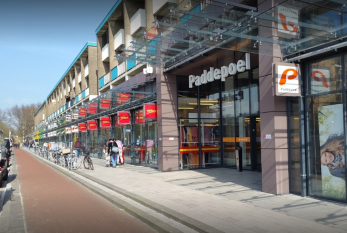 Winkelcentrum Paddepoel