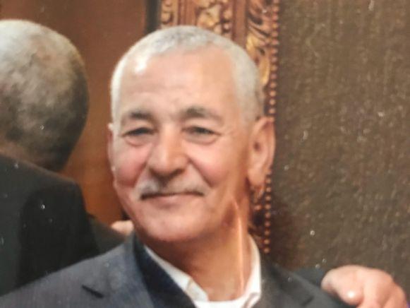 De verongelukte Mustapha Belhadj.