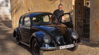 Oudste VW Kever ter wereld rijdt na bijna 80 jaar weer rond