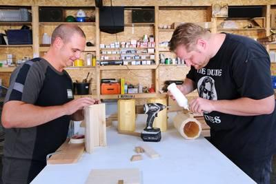 De houten bierpul: drinkgerei van Brabantse makelij