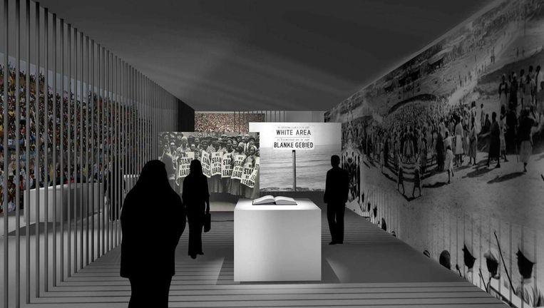 Expositie We have a dream. Gandhi, King en Mandela in de Nieuwe Kerk Beeld De Nieuwe Kerk