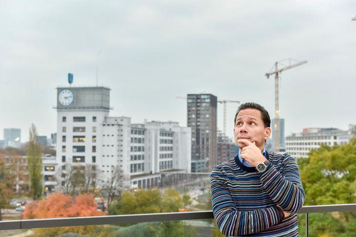Verslaggever Bart-Jan van Rooij bespeurt steeds meer inmenging van AI in zijn dagelijkse leven.
