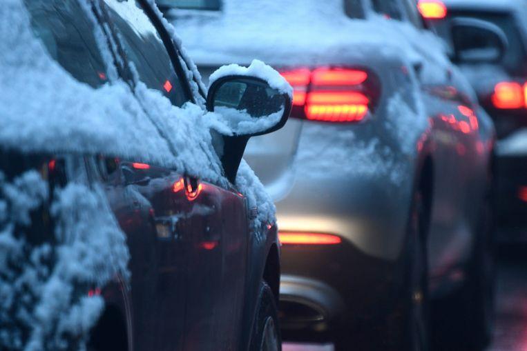In de politiezone veroorzaakte het gladde wegdek deze ochtend maar drie verkeersongevallen.