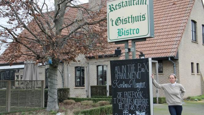"""Marleen en Dirk zetten  na 21 jaar restaurant 't Gisthuis te koop: """"Ik moet denken aan mijn gezondheid"""""""