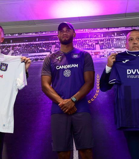 """""""Un potentiel énorme"""": Vincent Kompany affiche à nouveau sa soif de vaincre avec Anderlecht"""