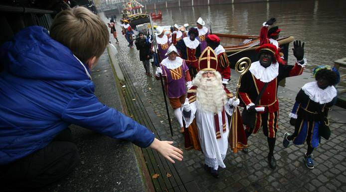 De intocht in Breda.