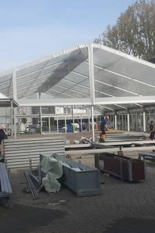 WinterWorld slaat tenten weer op in hartje Hengelo