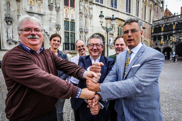 Brugge en Damme gaan samenwerken op cultureel vlak