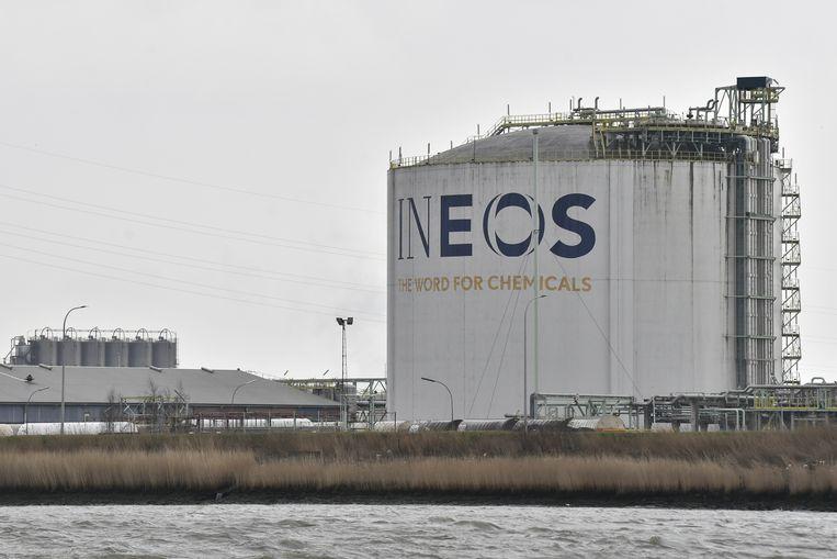 Het chemiebedrijf heeft ook een vestiging in de Antwerpse haven.