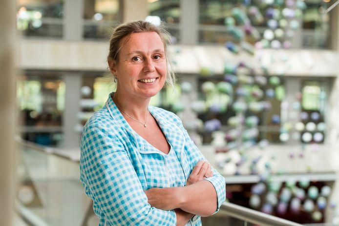 Ingrid de Graaf, directeur particulieren Aegon en winnares Topvrouw van het Jaar 2017