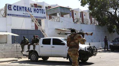 Doden bij aanslag op hotel in Mogadishu