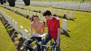 De 'West-Vlaamse fietser' is 55 jaar, rijdt vooral in het Brugse Ommeland en spendeert 16 euro per tocht
