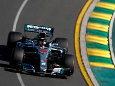 Hamilton geniet: Het is hartstikke spannend
