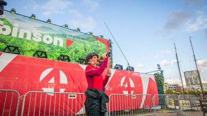 Na meer dan 25u rechtstaan: Yentl wint 'Expeditie Robinson: De Countdown' en verbreekt meteen wereldrecord