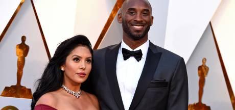 Weduwe Kobe Bryant spant zaak aan tegen helikopterbedrijf