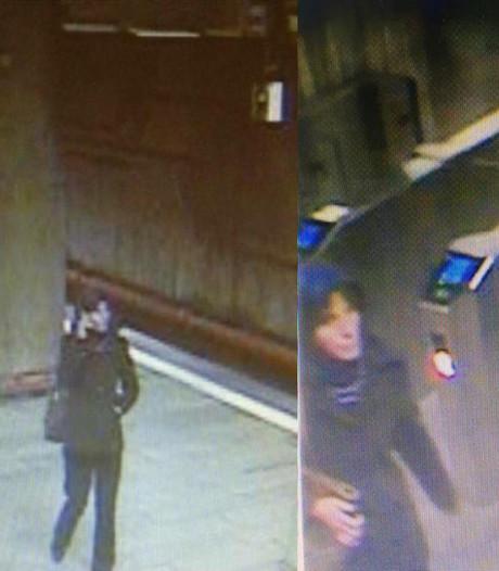 Vrouw duwt andere vrouw onder metro in Roemenië