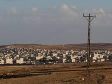 Frappes de la coalition aux portes d'Aïn al-Arab
