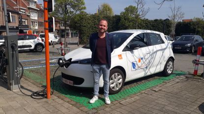 """Autodelen in opmars in Leuven: """"Binnenkort 17 extra wagens van Cambio"""""""
