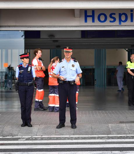 Nederlands slachtoffer Barcelona van intensive care af