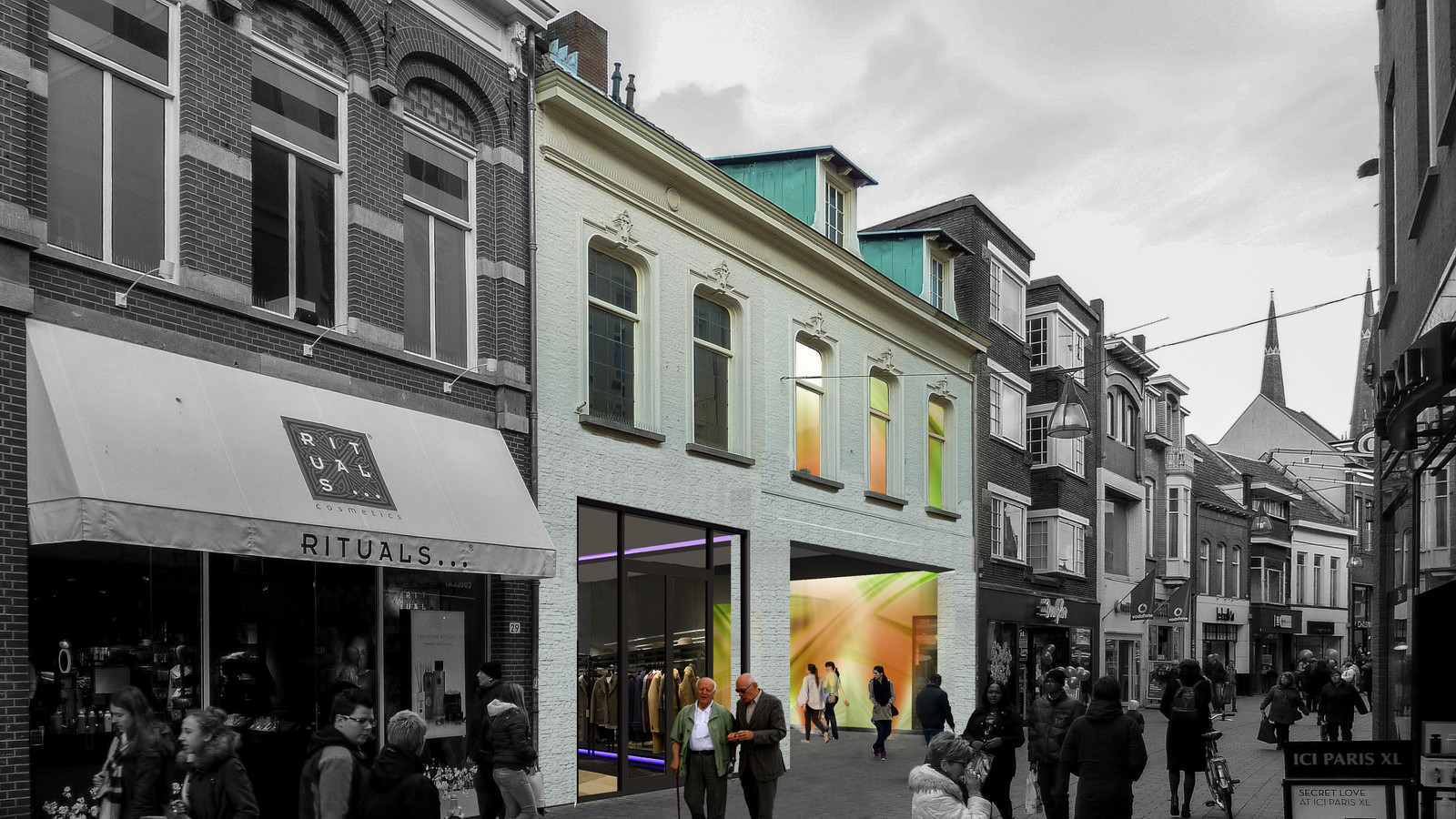 Sloop Heuvelstraat Tilburg bij rechtbank aangevochten ... Hornstraat 25 Tilburg