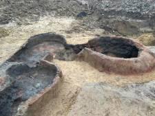 """Une zone d'artisanat de l'époque romaine découverte à Glabbeek: """"Une avancée énorme"""""""