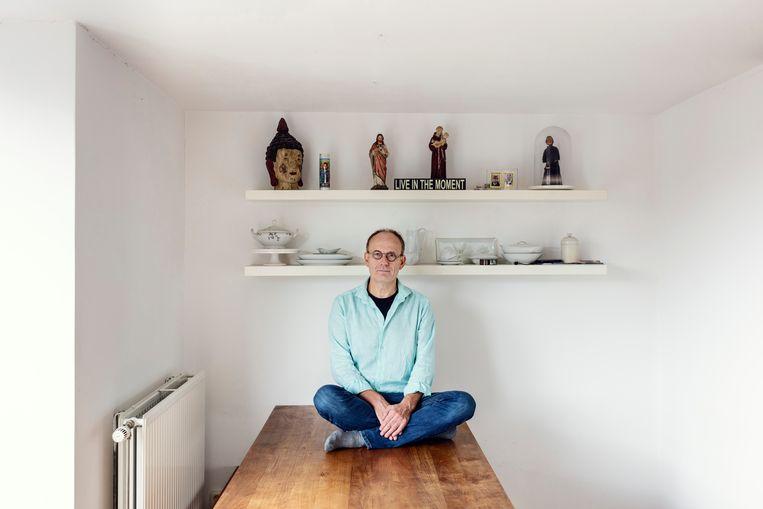 Johan Lock. Beeld Lars van den Brink