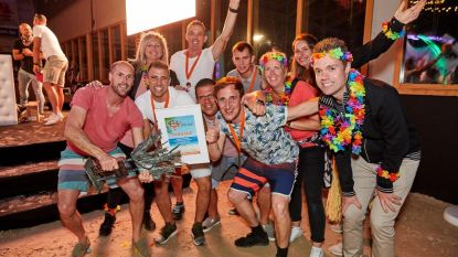 Grootste teambuildingcompetitie van Limburg in Sentower Park: Race Productions wint Chambers Trophy