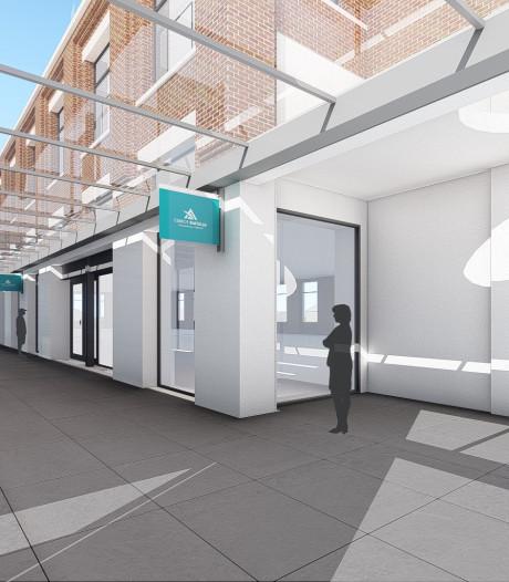 Facelift winkelcentrum De Bothoven in Enschede begint vorm te krijgen