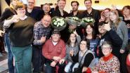 Werknemers vieren 50ste verjaardag ZKW met De Romeo's