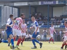 Vijf clubs uit Vallei beginnen in nacompetitie