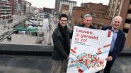 """Leuven is net meest bereikbare stad"""