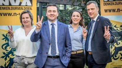 Vier Roeselaarse N-VA'ers kandidaat bij parlementsverkiezingen