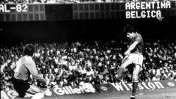 Het kanon van Erwin Vandenbergh: zes keer Belgisch topschutter en eeuwige glorie met treffer tegen Argentinië