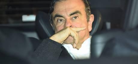 Topman Ghosn mag voor 4,5 miljoen dollar de cel uit