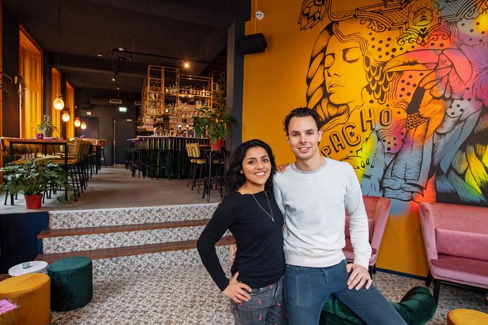 Mariam Malwand en Piet Noordam.