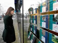 Alleenstaanden op zoek naar een huis kunnen beter in het noorden dan in Oost-Nederland zijn